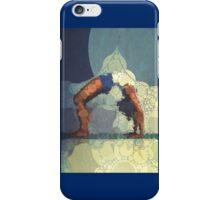 Yoga art 15 iPhone Case/Skin