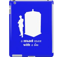Eleven - Doctor Who iPad Case/Skin