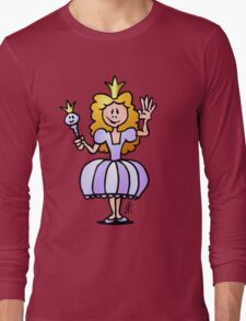 Pretty Princess from a fairy tale Long Sleeve T-Shirt