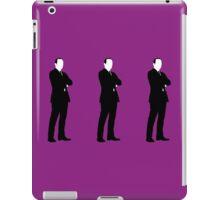 Purple Coulsons iPad Case/Skin