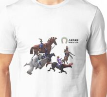 Japan World Cup 3 Unisex T-Shirt