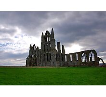 Whitby Abbey #2 Photographic Print