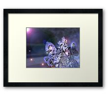 Knights of Old Framed Print