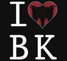 I Love Brooklyn, BK Kids Tee