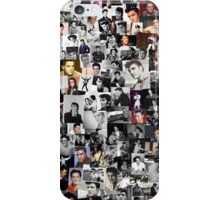Elvis presley collage iPhone Case/Skin