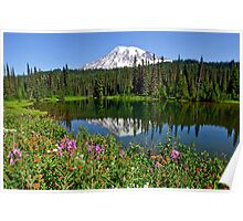 Reflection Lake Poster