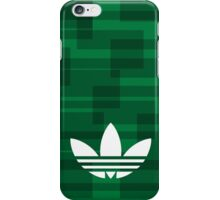 Adidas Green unique Pattern iPhone Case ,Casing 4 4s 5 5s 5c 6 6plus Case - Adidas green unique Pattern Samsung case s3 s4 s5 iPhone Case/Skin