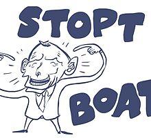 I Stopt A Boats by DBlumenstein