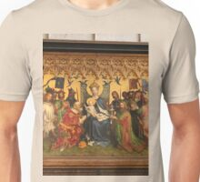 Cologne Cathedral Side Altar Unisex T-Shirt