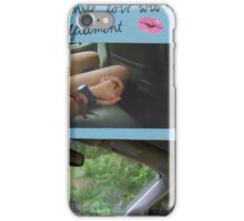 """infinite love without fulfillment"" iPhone Case/Skin"