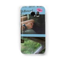 """""""infinite love without fulfillment"""" Samsung Galaxy Case/Skin"""