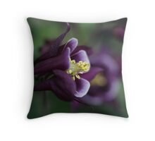A Flower For You Throw Pillow