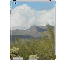 Clouds in the Desert iPad Case/Skin