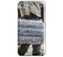 Traveling Man iPhone Case/Skin