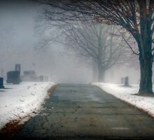 Foggy and Cold Journey to the End by Monica M. Scanlan