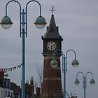Clock Tower - Skegness by Stephen Willmer