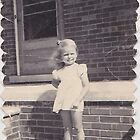 My Marilyn Monroe look @ 5 yrs. old ! by ProsYiaYia