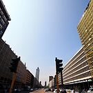 Milan City Scape by alistair simpson