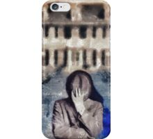 Mystery Man iPhone Case/Skin