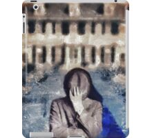 Mystery Man iPad Case/Skin