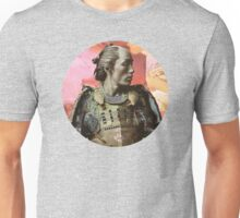 "Japanese Warrior (2) - ""o"" Unisex T-Shirt"