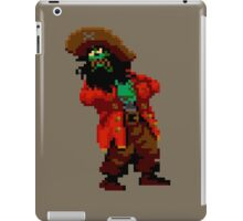 LeChuck's death (Monkey Island 2) iPad Case/Skin