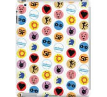 Library Geek - Library stickers iPad Case/Skin