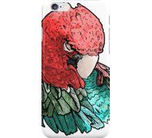 Sleeping Macaw iPhone Case/Skin