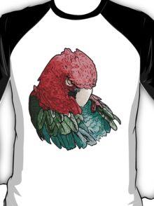 Sleeping Macaw T-Shirt