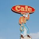 Cafe In Texas by SuddenJim