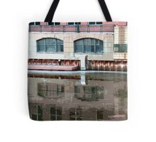 Reflection of Milwaukee River ©  Tote Bag