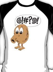 Retro Video Game Qbert T-Shirt T-Shirt