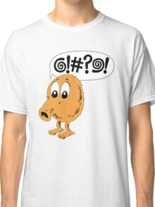 Retro Video Game Qbert T-Shirt Classic T-Shirt