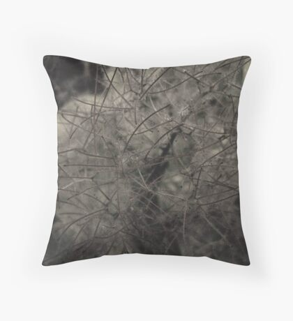 Black and white! Throw Pillow