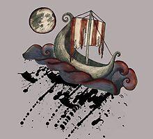 Viking Voyage by ImogenSmid