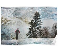 XC Skiing  Poster