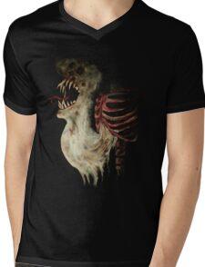 Emergence of a Monster Mens V-Neck T-Shirt