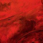 Red silhouette by Andreas  Berheide