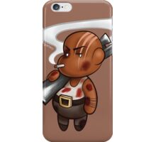 Sebastian Moran Chub iPhone Case/Skin