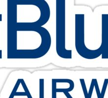 jetBlue Airways Sticker