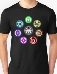 Emotional Spectrum Unisex T-Shirt
