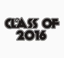 Class of 2016 One Piece - Long Sleeve