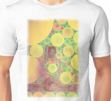 Yoga art 16 Unisex T-Shirt