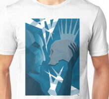 Hamlet and Yorick Unisex T-Shirt