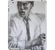 Rick Buckler iPad Case/Skin