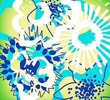 Joys Of Spring Floral Pattern Version 1 (see description) by Ra12