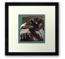 Quoth the Raven Nevermore Framed Print