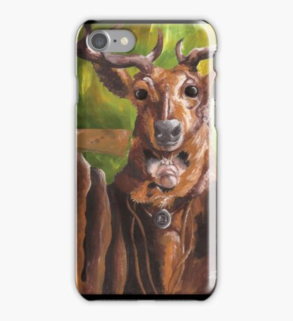 Herne the Hunter iPhone Case/Skin
