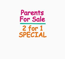 parents for sale Unisex T-Shirt