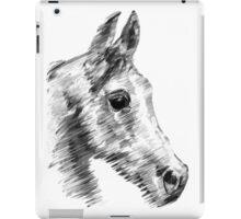 speedy Arab horse iPad Case/Skin